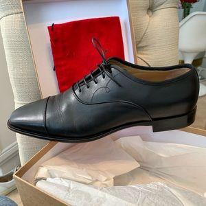 Christian Louboutin Olympio Flat Dress Shoes